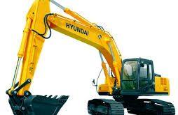 مشخصات فنی بیل مکانیکی هیوندای 250 چیست؟